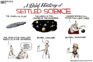 Settled Science