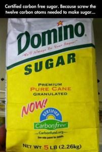 Carbon-free-sugar
